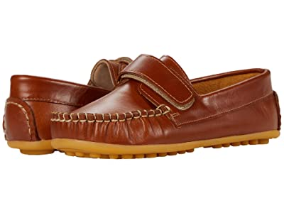 Elephantito Lukas Strap Loafer (Toddler/Little Kid/Big Kid) (Natural 1) Boy