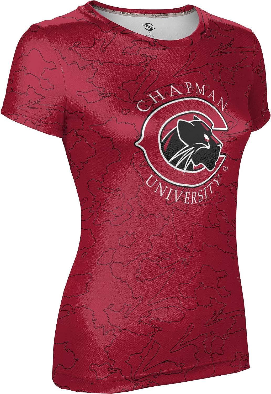 ProSphere Chapman University Girls' Performance T-Shirt (Topography)