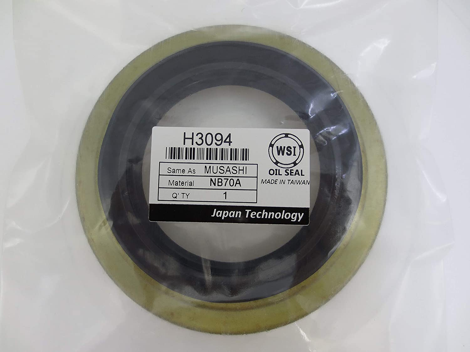 WSI H3094 Truck Oil Seal 25% OFF Max 59% OFF Musashi for