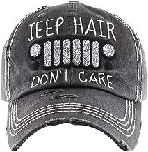 jeep girl trucker hat