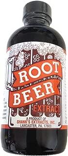 Shank's Root Beer Extract, 4 fl oz