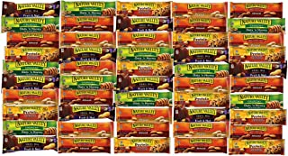 Healthy and Delicious Snack Bar Mix- Sweet & Salty 50 Granola Bars-Nature Valley