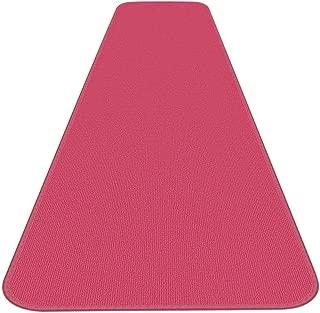 House, Home and More Pink Carpet Aisle Runner - 3 Feet x 10 Feet