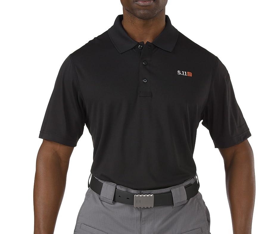 """特性長いですどっちでも5.11(ファイブイレブン) 半袖ポロシャツ""""ピナクルポロ"""