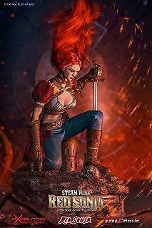Phicen TBLeague Steam Punk Red Sonja 1/6th Scale Action Figure (PL2019-140-A no Base)