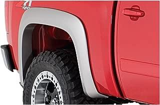 Bushwacker 40078-02 Chevrolet Extend-A-Fender Flare - Rear Pair