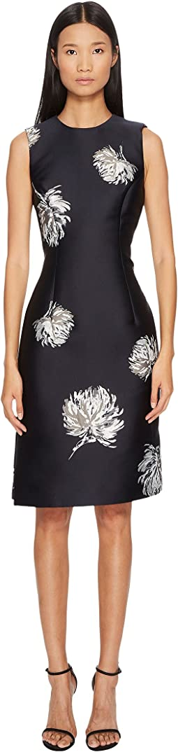 Prabal Gurung - Lurex Jacquard Sleeveless Dress