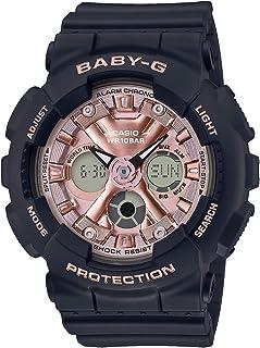 [カシオ] 腕時計 ベビージー BA-130-1A4JF レディース ブラック