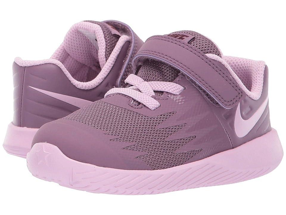 Nike Kids Star Runner TDV (Infant/Toddler) (Violet Dust/Light Arctic Pink) Girls Shoes