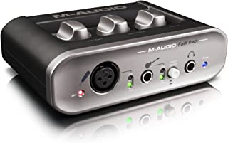 M-Audio Fast Track II Avid USB Recording Studio Interface