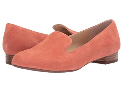 SOLE / SOCIETY Macey (Soft Coral Suede) Women