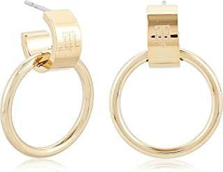 TOMMY HILFIGER WOMEN'S GOLD TONE EARRINGS - 2780396