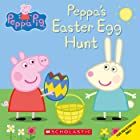 Cover image of Peppa's Easter Egg Hunt by Scholastic