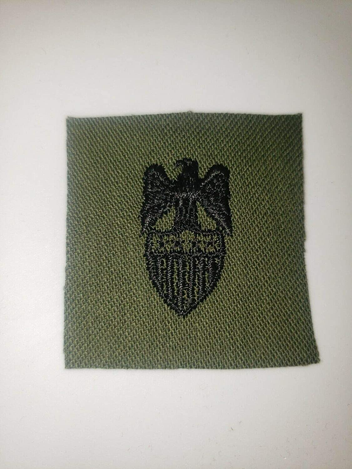 Vintage Los Angeles Mall Reproduction K0649 Vietnam US Branch Cloth Aide Army to New Orleans Mall