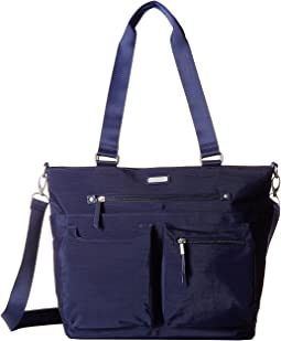 New Classic Any Day Tote with RFID Phone Wristlet