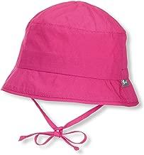 1411970 beige Fischerhut UV-Schutz 50+ Schleife Sterntaler M/ädchen schicker Sommerhut zum Binden
