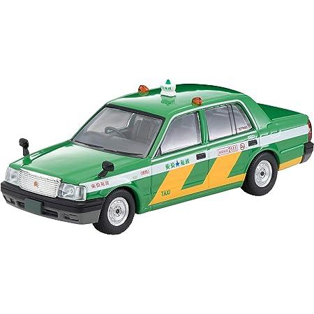 トミカリミテッドヴィンテージ ネオ 1/64 LV-N218a トヨタ クラウンコンフォート 東京無線タクシー 緑 完成品 312420