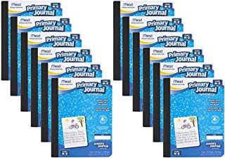 Mead Primary Journal, Grades K-2, Creative Story Tablet (09554) 12 Pack