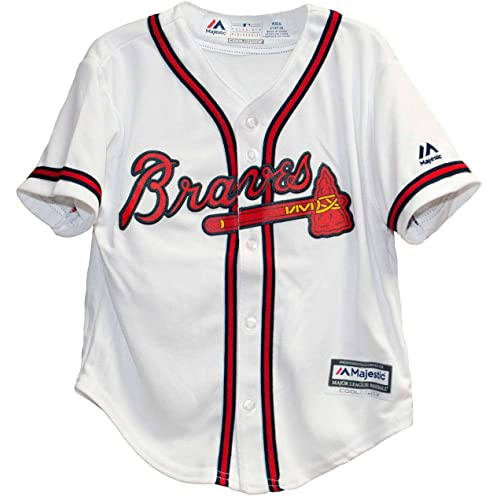 new style 68a62 e9a1c Atlanta Braves Jersey: Amazon.com