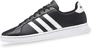 adidas Grand Court, Chaussures de Tennis Homme, Noir (Negros/FTW Bla/FTW Bla 000), 47 1/3 EU