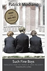 Such Fine Boys (The Margellos World Republic of Letters) Kindle Edition