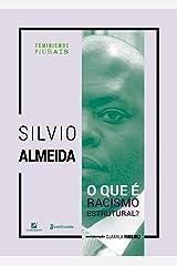 O que É Racismo Estrutural? Livro de bolso