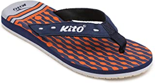 Kito Women Slippers and flip Flops Stylish Casual Slippers for Womens Home use Soft EVA EW4324