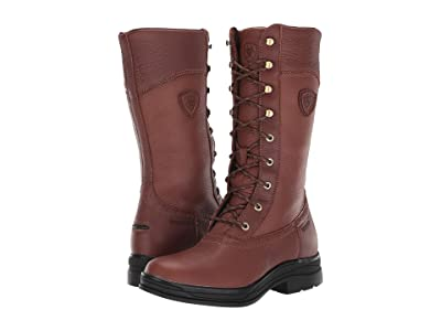 Ariat Wythburn Waterproof (Brick) Women