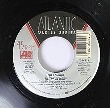 Nancy Martinez/Regina 45 RPM For Tonight / Baby Love
