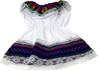 Mexican Infant Dress Size 1 Dress Day of The Dead Coco Theme Party Halloween Party