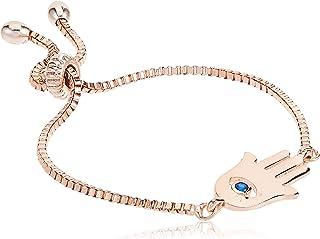 Alwan Rose Gold Plated Bracelet for Women - EE3955