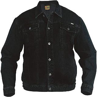 D555 Men's Kingsize Trucker Denim Jacket