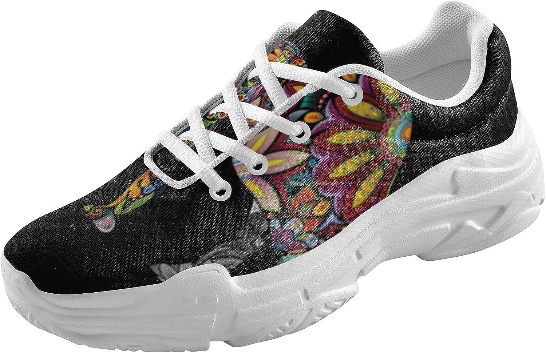 Lianmei Women's Sneakers,Chunky 35% OFF New item Sneaker Cute