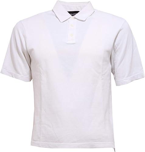 Dsquarouge2 2774L Polo hommes Dsquarouge D2 Piquet Manica Corta maglie t-Shirts Hommes
