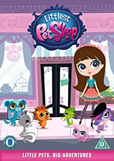 Littlest Pet Shop: Little Pets Big Adventures