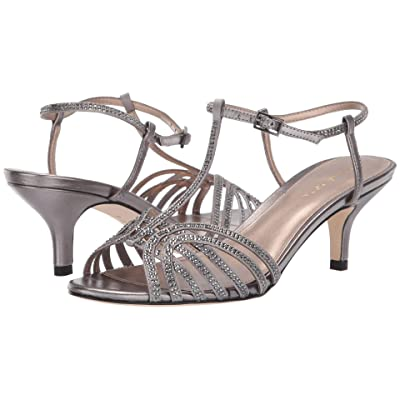 Pelle Moda Ilane (Pewter Satin) Women
