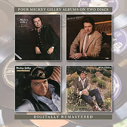 MICKEY GILLEY - Songs We Made Love To / That's All That Matters To Me / You Don't KnowMe / Put Your Dreams Away (2019) LEAK ALBUM