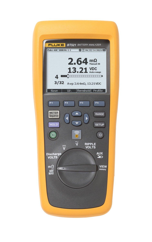 Direct stock discount Fluke BT521 Super beauty product restock quality top! Advanced Analyzer Battery