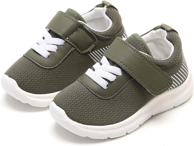 Felix & Flora Toddler Boys Girls' Sneakers - Kids Tennis Shoes Size 6-11 Running Walking