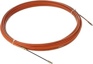 Electraline 61057 Wire Guide Nylon 14 m Orange