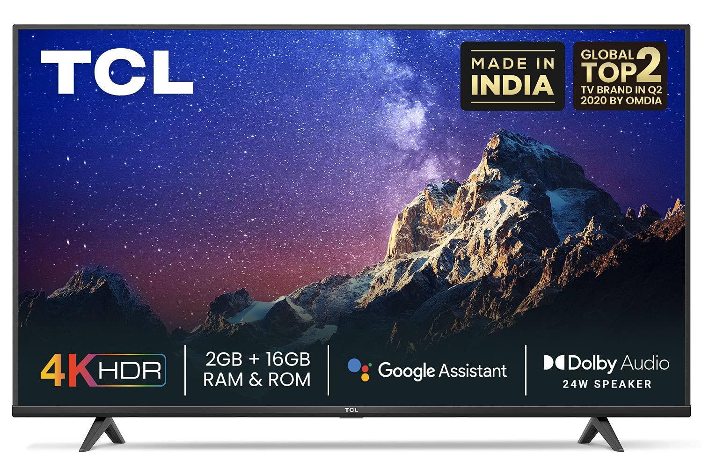 Best 4k TV under 60000