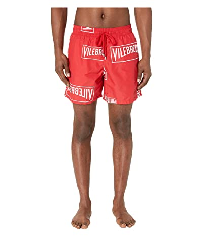 Vilebrequin Collaboration Swimtrunks (Red) Men