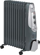 AEG RA 5522 - Radiador de aceite, 2200 W, 11 elementos,