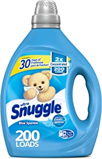 Snuggle Liquid Fabric Softener, 2X Concentrated