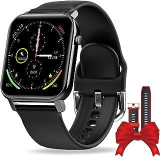 EPILUM Reloj inteligente, pantalla táctil de 1,4 pulgadas, reloj deportivo IP68 resistente al agua
