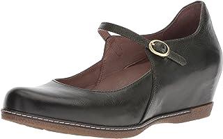 b75f4534668 Amazon.com  Buckle - Flats   Shoes  Clothing