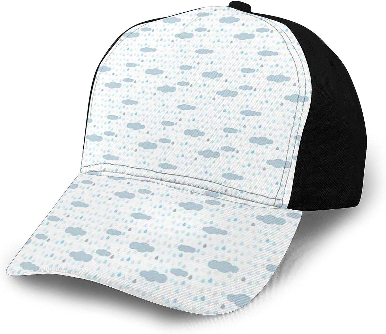Hip Hop Sun Hat Baseball Cap,Fisherman Beach Hat Sun Protection Purple for Men&Women