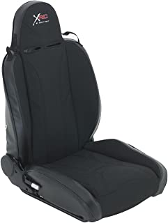 Smittybilt 750115 XRC Black and Black Passenger Seat