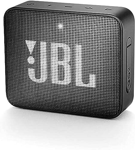 JBL GO 2 - Mini Enceinte Bluetooth portable - Étanche pour piscine & plage IPX7 - Autonomie 5hrs - Qualité audio JBL ...