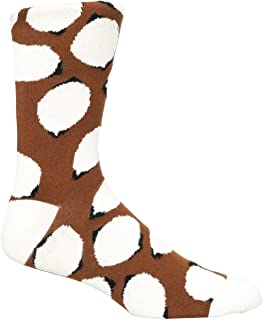 THREADJAR Socks for Men   Dress Designer Socks   Colorful, Unique, Fun & Comfortable